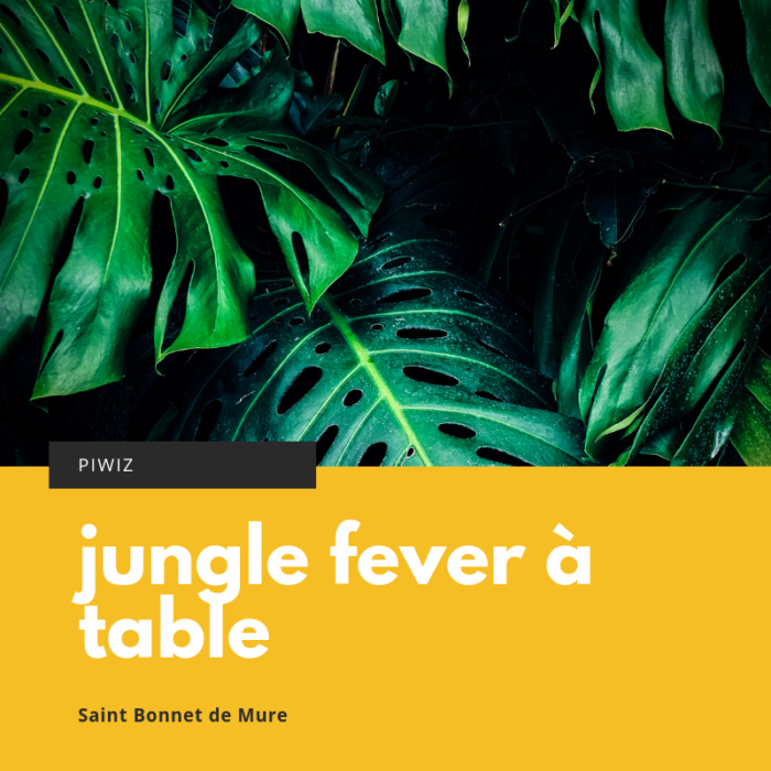 Pleingas,resto,lyon,jungle