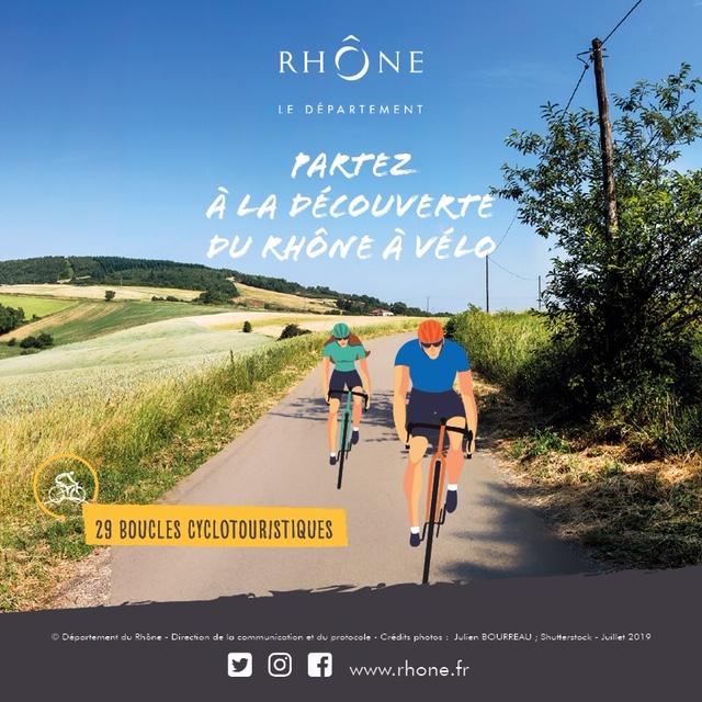Du Vélo Pour Tous Dans Le Rhône