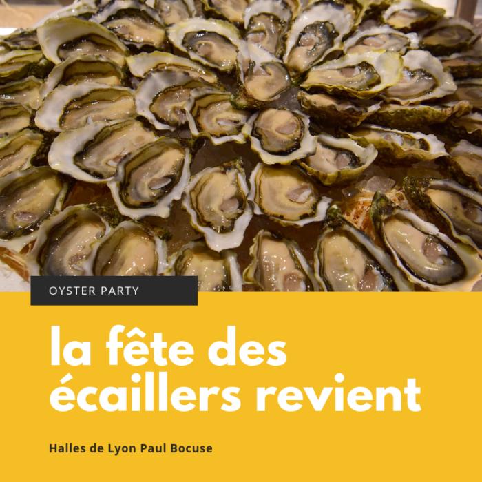 La Fête Des écaillers 2019
