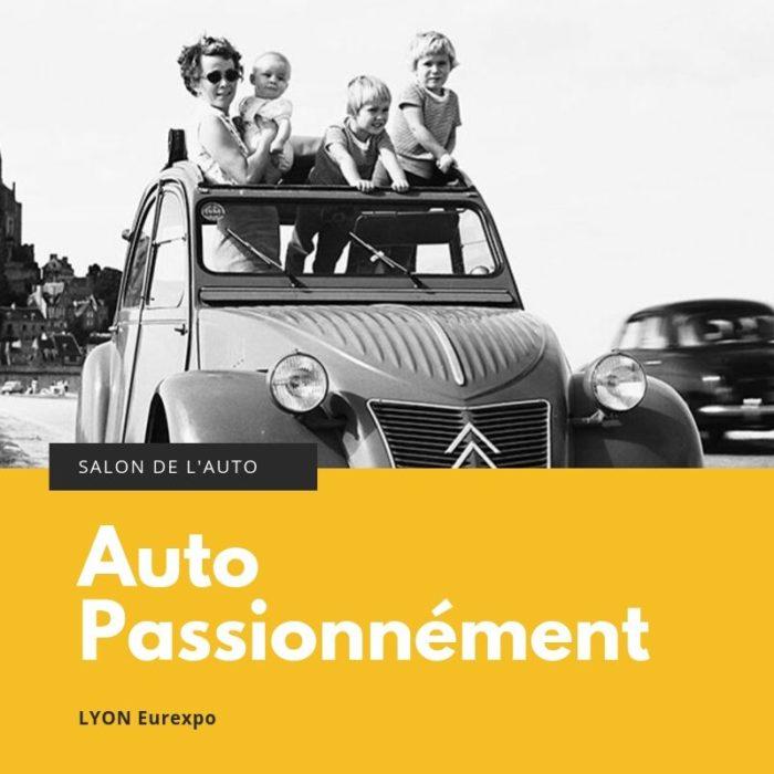 Salon De L'Automobile De Lyon 2019