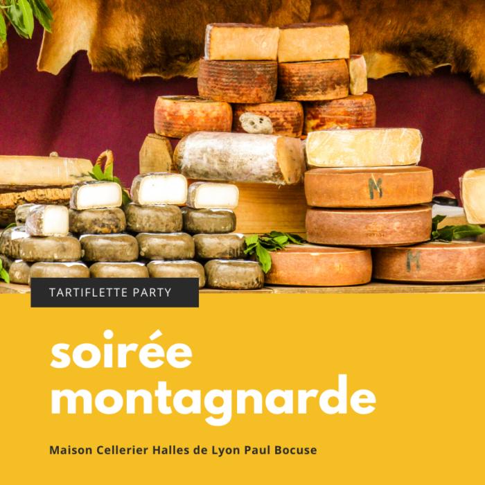 Soirée Montagnarde Cellerier