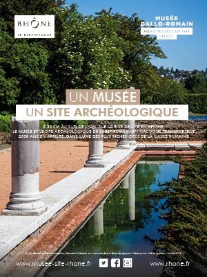 Le Musée Gallo-Romain à 30 Mn De Lyon
