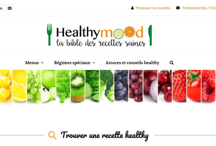 Le « Healthy » : Une Tendance à Découvrir Grâce à Healthymood Pour Manger Mieux … Pas Moins !